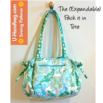The Expandable Tote Blog