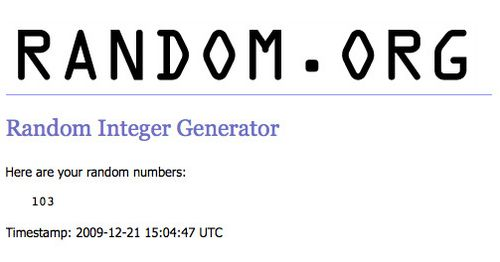 Runner Up 1 integer