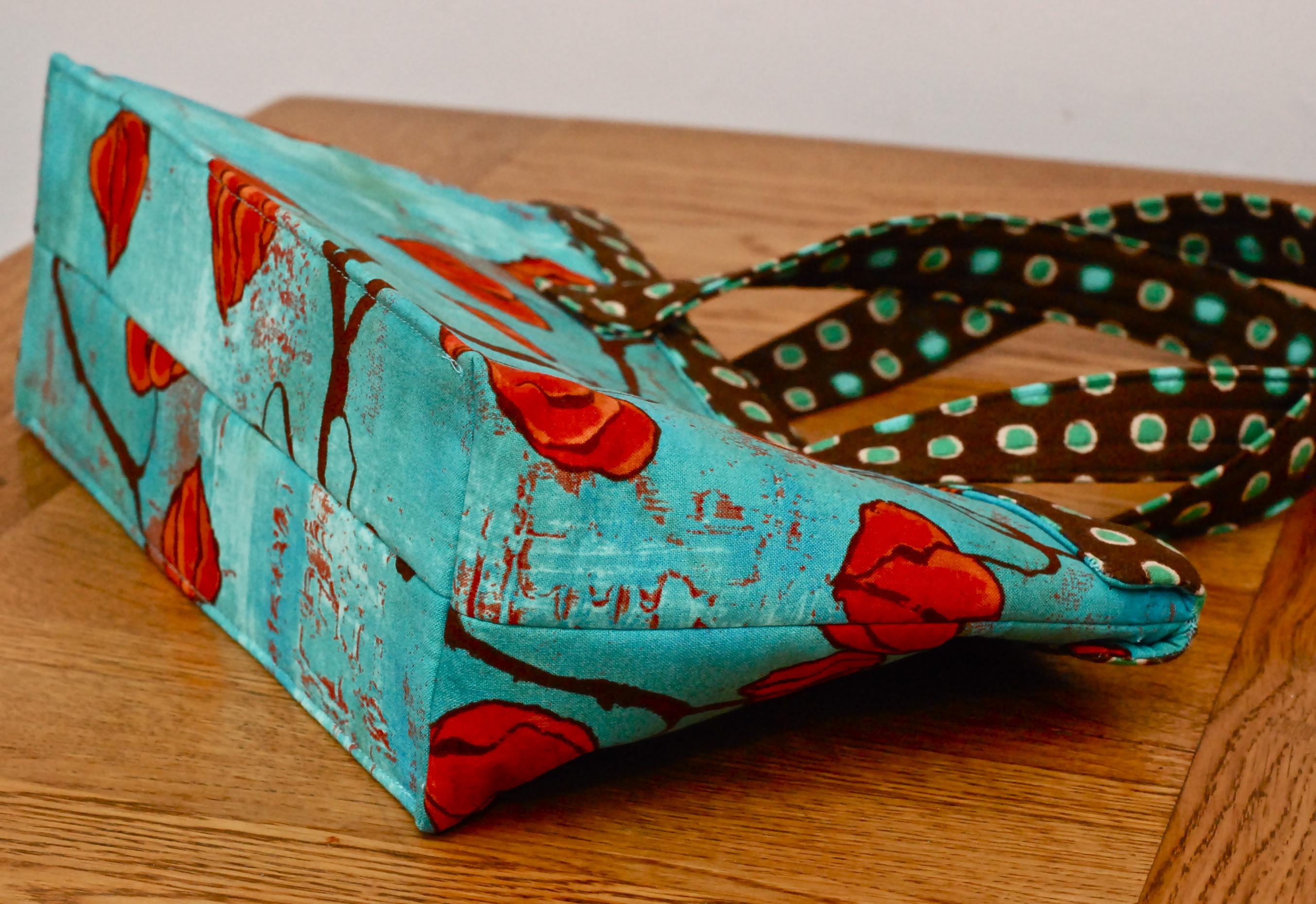 a flat bottomed bag Make