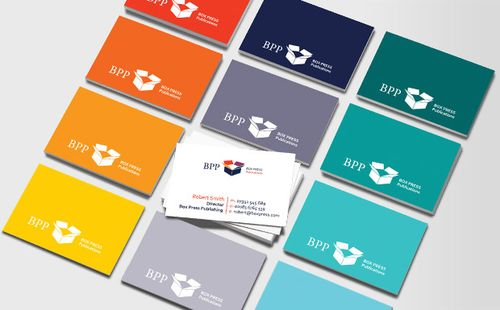 Businesscard slideshow