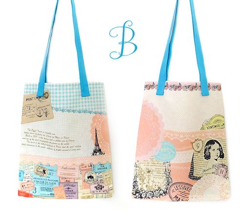Tote style B