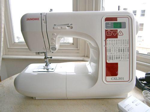 Janome cxl301
