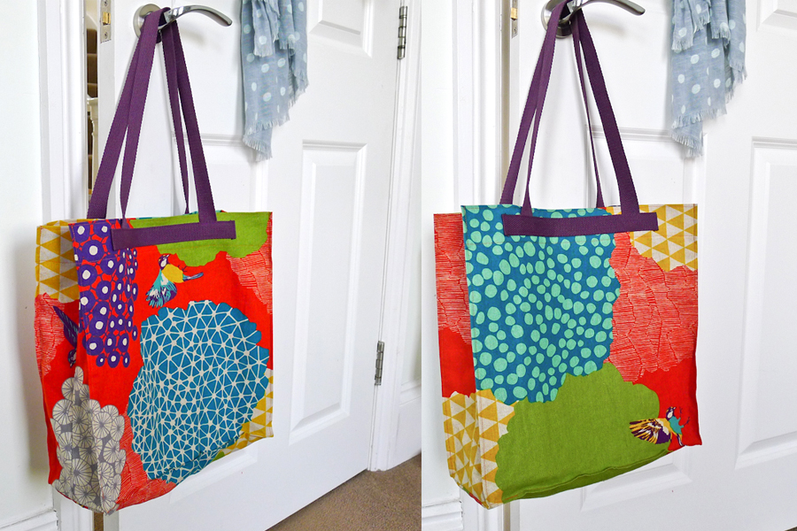 The #GBSB Great British (Busy) Sewing Bee Bag - FREE Bag Pattern by ...
