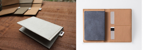 Wash Paper Blog Wallet & Folio