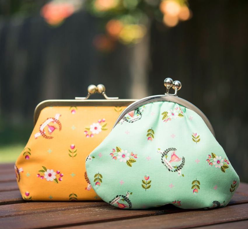 Craftsy class launch. Sewing Structured Bags - Purse Frames and ...