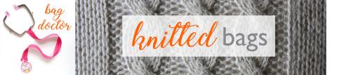 Bag Doctor Knitted Bags Blog Header
