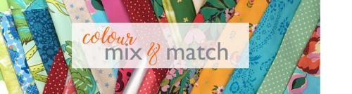 Blog Header colour mix and match